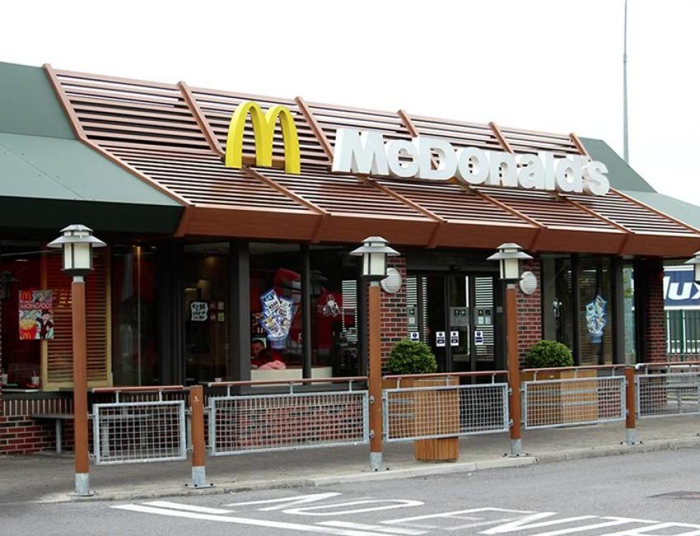 McDonald's, Blackpool