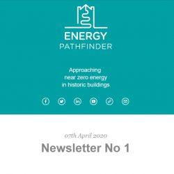 Energy Pathfinder Newsletter No 1